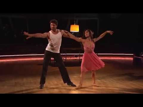 Meryl Davis and Maks Chmerkovskiy - Episode Eight