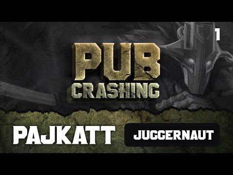 Pubs Crashing: Pajkatt on Juggernaut vol.1