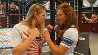 UFC 168  Ronda Rousey vs  Miesha Tate 2 Full Fight Breakdown