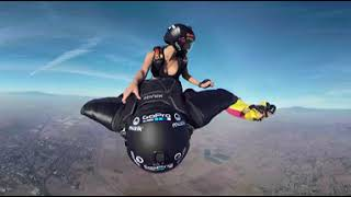 Video GoPro Fusion 360VR wingsuit Rodeo MP3, 3GP, MP4, WEBM, AVI, FLV Mei 2019