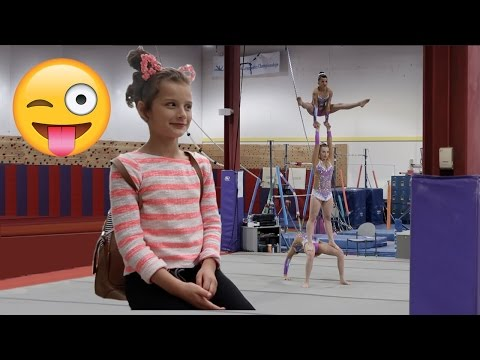 Acro Meets Are Crazy 😜 (WK 329.5) | Bratayley (видео)
