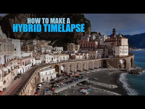 How to Make Your Timelapses Look Better: Hybrid Timelapse