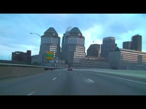 cincinnati - Follows I-471 North from KY to I-71 North in Cincinnati, then back to I-71 South through the city to I-75 and up the hill in Kentucky where we turn around an...