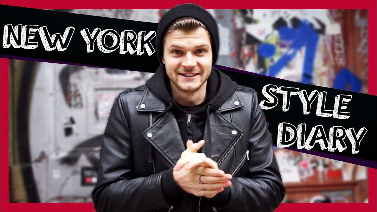 NEW YORK STYLE DIARY