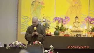 Hạnh Đức Căn Bản 1 - Thầy. Thích Pháp Hòa (Mar.11, 2014)