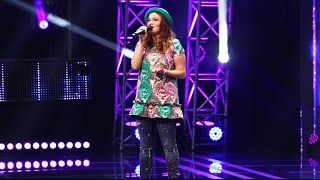 DUEL: Labrinth - Jealous. Vezi aici cum cântă Izabela Simion, la X Factor!