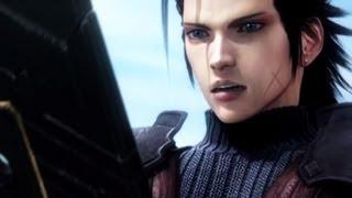 Crisis Core: Final Fantasy VII All Cutscenes Full Movie