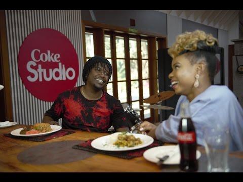Download Nyashinski cooks for Yemi Alade. MP3