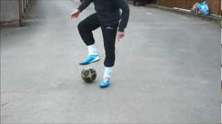 Video Football Dribble tricks control tutorial 1 MP3, 3GP, MP4, WEBM, AVI, FLV Februari 2018