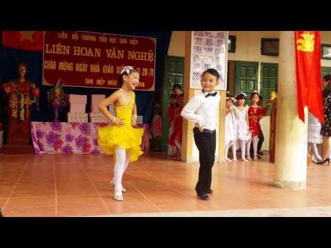 Nhảy khiêu vũ : Minh Đăng - Bảo Trâm - Thời lượng: 4:18.