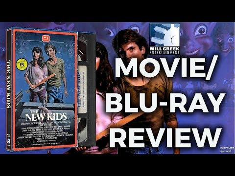 THE NEW KIDS (1985) - Movie/Blu-ray Review