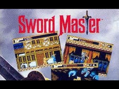sword master nes rom