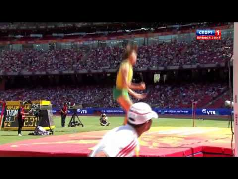 2.31 Brandon Starc HIGH JUMP WORLD CHAMIONSHIP Beijing 2015 qualification man