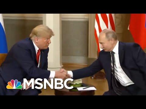 Republican Favorability Of Russian President Vladimir Putin On The Rise | Hardball | MSNBC