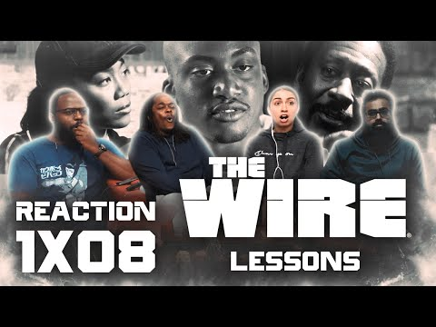 The Wire - 1x8 Lessons - Group Reaction