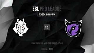 G2 vs Windigo - ESL Pro League Season 9 EU - map3 - de_inferno [Smile & Gromjkee]