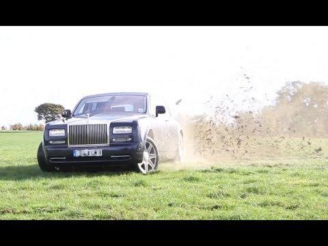 Rolls Royce Rally Car