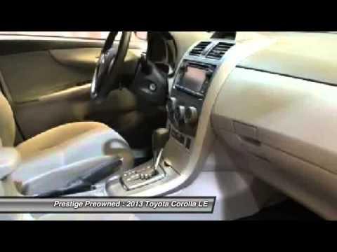 2013 Toyota Corolla LE Mahwah NJ 07430