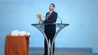 Marius Livanu – Omul binecuvantat