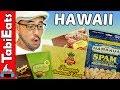 Trying Hawaiian Snacks and Treats (TASTE TEST)