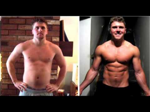 P90X Transformation (With Video Clips)