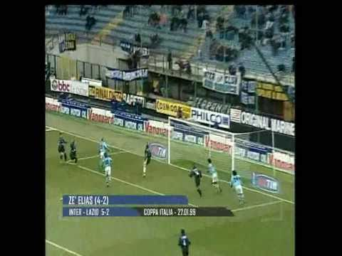 pokerissimo inter vs. lazio (5:2) in coppa italia
