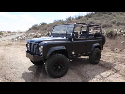 ICON D90 Land Rover