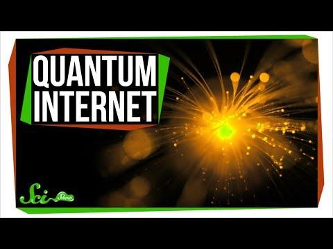 The Quantum Internet of the Future (видео)