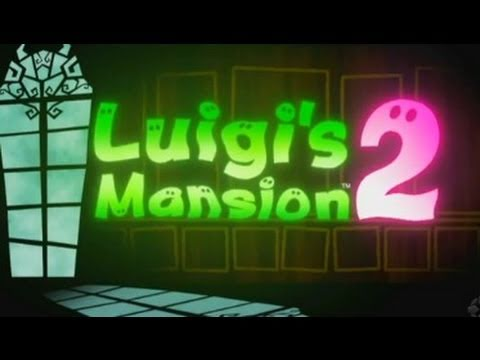 mansion videos - Get ready to cleans up some ghosts in Luigi's Mansion 2, sequel to the classic Nintendo game. Check out the 3DS trailer from E3 2011 here.