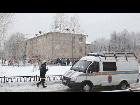 Ρωσία: Επίθεση με μαχαίρι σε σχολείο