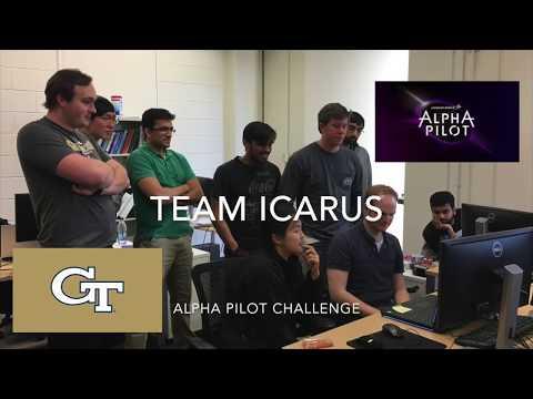 Team Icarus Alpha Pilot Challenge