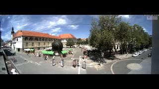 Maribor (Trg svobode) - 15.05.2013