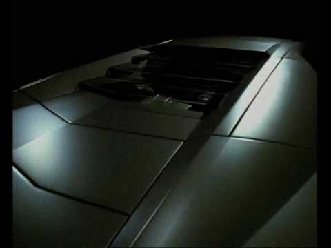 Lamborghini Reventon TV Werbung -... - Die Edelmarke Lamborghini präsentiert Ihren neuen 'Tarnkappenboliden'. Der Lamborghini Reventon ähnelt einem Kampfjet...