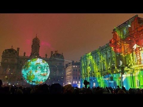Λυών: Η Γιορτή των Φώτων