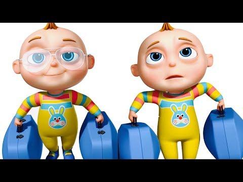 TooToo Boy - Airport Episode | Cartoon Animation For Children | Videogyan Kids Shows