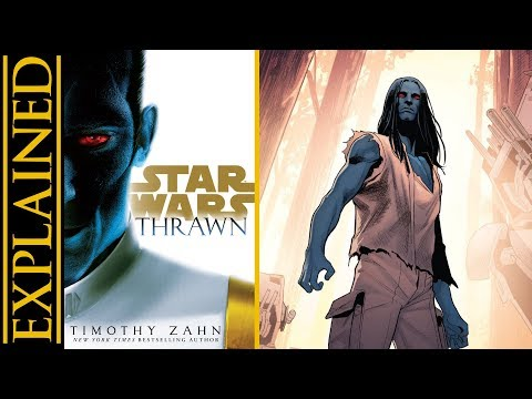 Thrawn Recap - Everything You Need To Know Before Reading Thrawn: Alliances