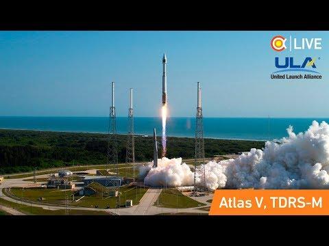 Трансляция пуска Atlas 5 (TDRS-M) (видео)