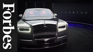 For up to $1 million, you can design your Phantom VIII exactly the way you want it. Subscribe to FORBES: https://www.youtube.com/user/Forbes?sub_confirmation...
