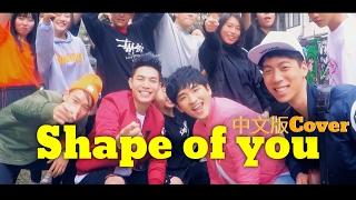 Video Ed Sheeran - Shape of You [中文版Cover] - ECHO X 嚴之  feat. JH胡斯漢/Eric Chen download in MP3, 3GP, MP4, WEBM, AVI, FLV Mei 2017