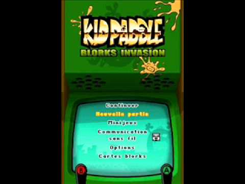 Kid Paddle : Lost in the Game Nintendo DS