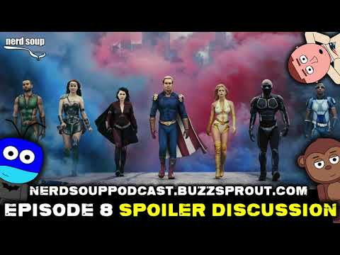 The Boys | Season 2 Episode 8 Spoiler Discussion