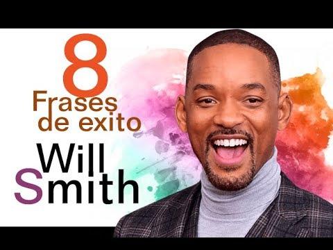 Frases cortas - Video de motivación: 8 frases de éxito - Will Smith
