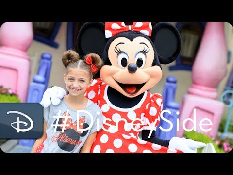 Mindy McKnight Shows Off Her Disney Side %7C Disney Parks