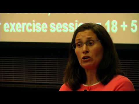 Exercise and nutrition for middle-age and older individuals   Dr. Stella Volpe   TEDxSJU