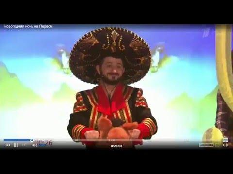 Михаил Галустян-Рафик послал всех нафиг.Новый год 2016 (видео)