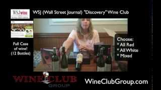 http://www.wineclubreviewsandratings.com/wsj-wine/wsjwine-review -- Get our full review of WSJ Wine Club and get WSJ Wine Club Coupons!