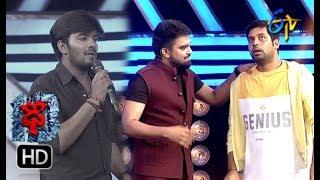 Video Sudheer | Rashmi | Hemanth | Funny Joke | Dhee 10 | 16th May 2018 | ETV Telugu MP3, 3GP, MP4, WEBM, AVI, FLV Maret 2019