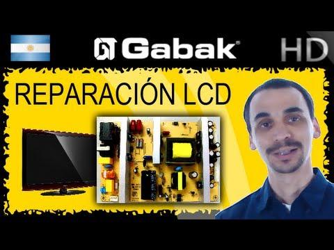 Reparando la fuente de un Monitor LCD marca LG