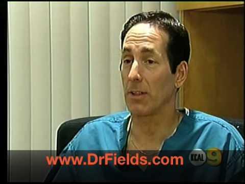Dr. Fields Interviewed on KCAL/CBS