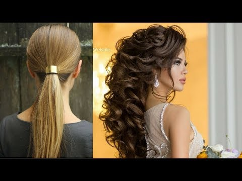 Easy hairstyles - Amazing Hairstyle Tutorial / Amazing Hair Transformations
